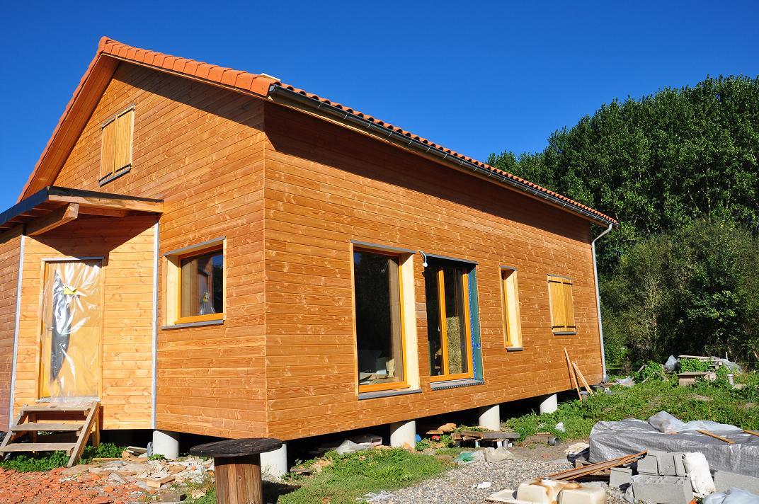 Maison cologique mat riaux de construction ventana blog - Materiaux de construction maison ...
