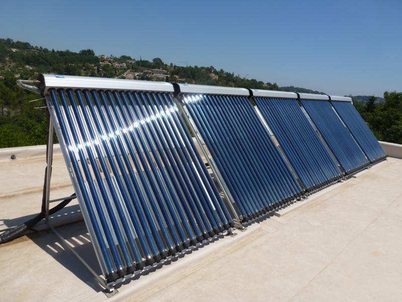 toit solaire écologique